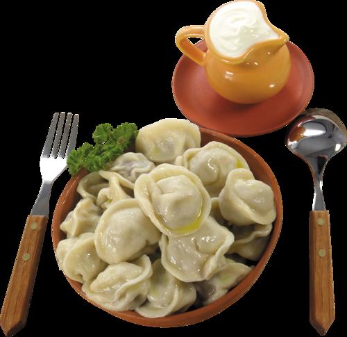 Обеды с пельменями и варениками ручной лепки