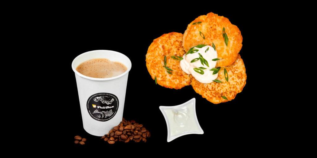 Завтрак СТАРТ в пельменной PeliBox